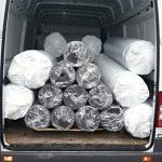 перевозка груза в цельнометаллическом кузове